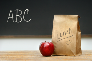 Back to School Lunch