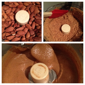 How to make your own almond butter